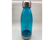 BPA Free Sport Water Bottles 500ml Reusable Tritan Cola Water Bottle Shaped with Stainless Steel Cap Steel Base